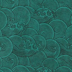 AD - Rouleau Turquoise